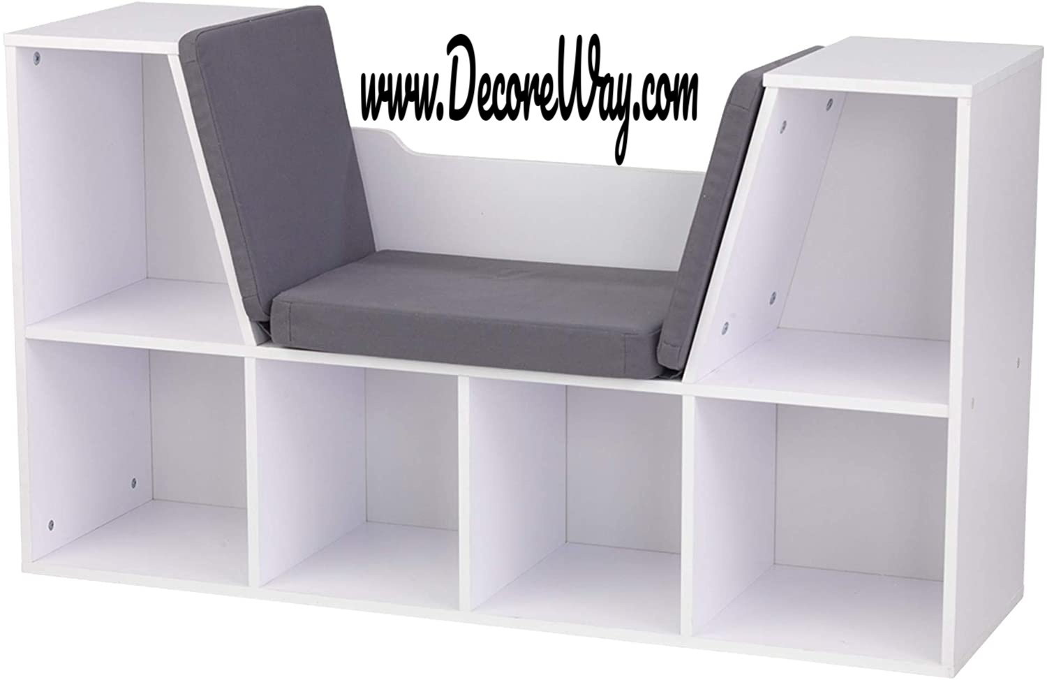Bookcase with Reading Nook Toy