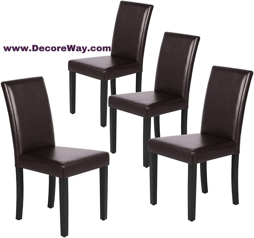Cushion Diner Chair Kitchen Dining Chairs