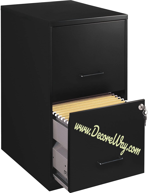 Small Lockable File Cabinet