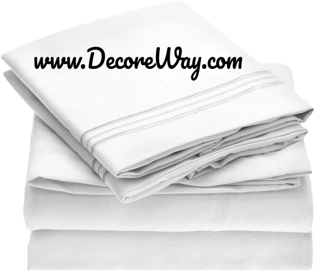 Super Silky Soft Bed Sheet Set