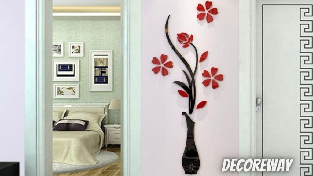 3d Vase Wall Murals