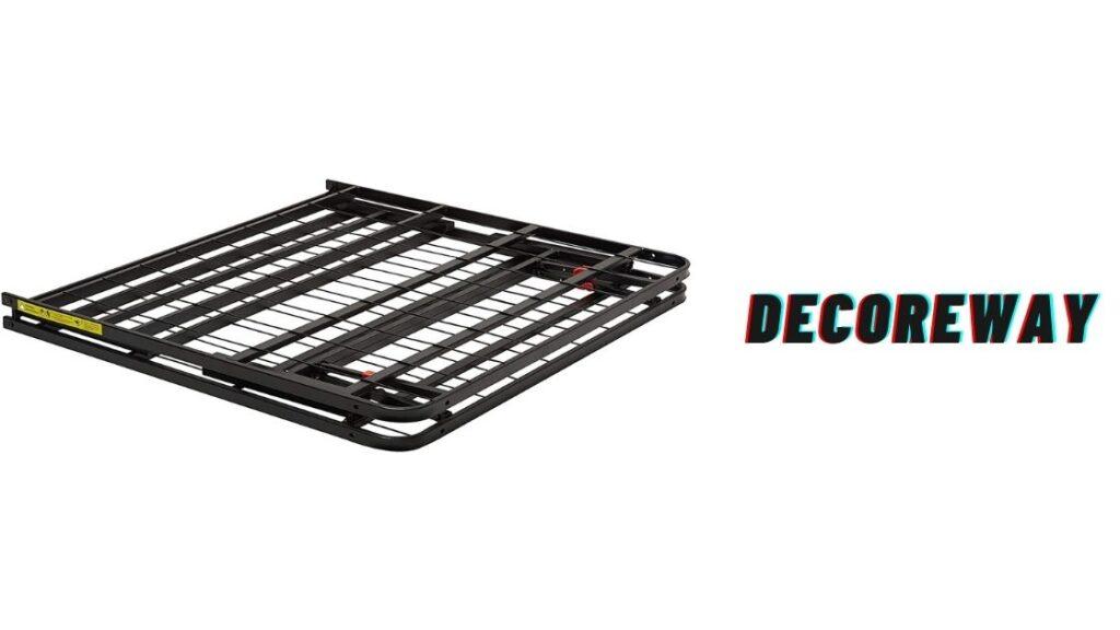 Foldable Steel Bed Frame