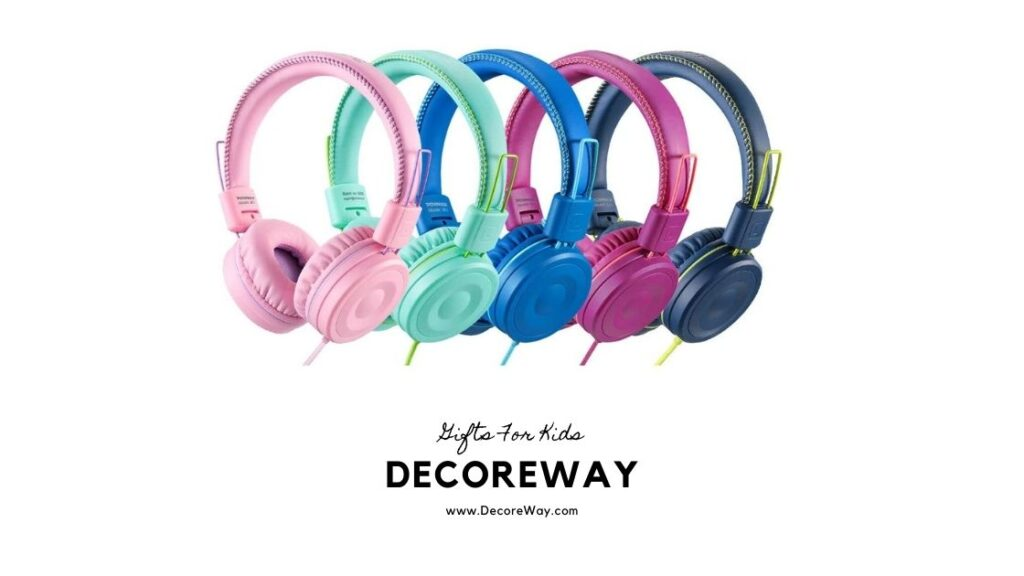 Headphone For Kids With Wire