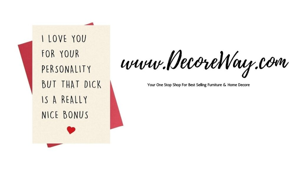 Valentines Day Card for Him