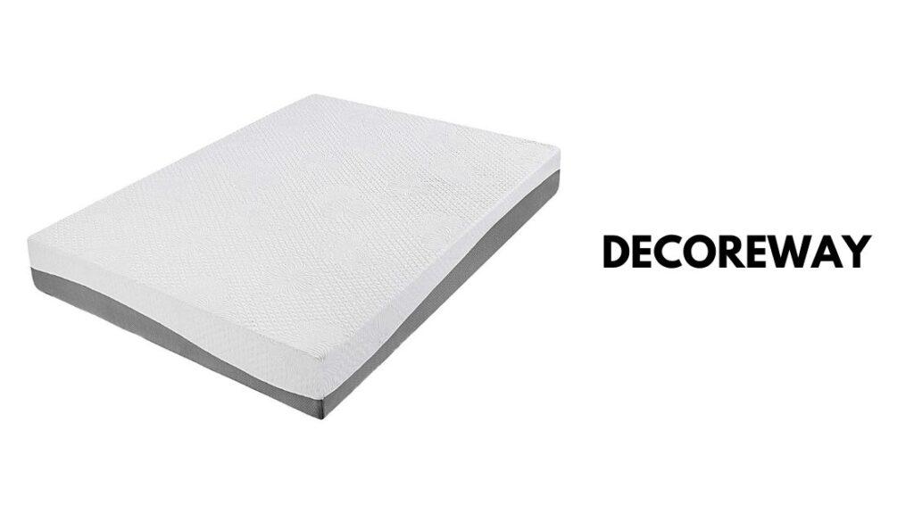10 Inch Gel Memory Foam Mattress