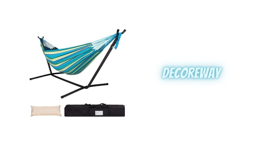 Foldable Hammock With Stand