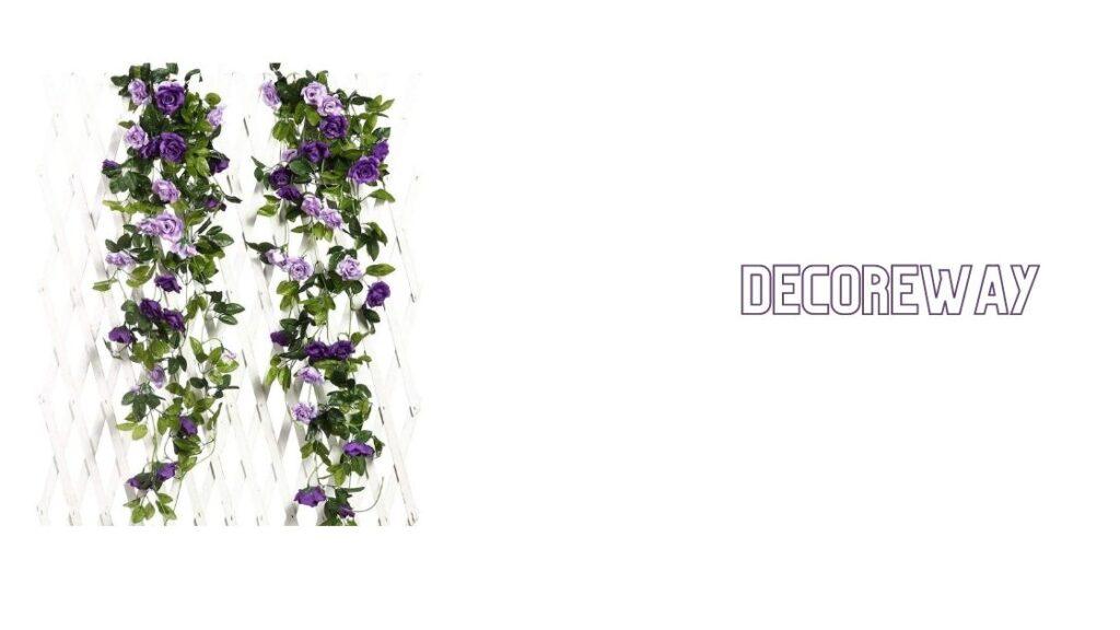 Cheap Artificial Hanging Flowers