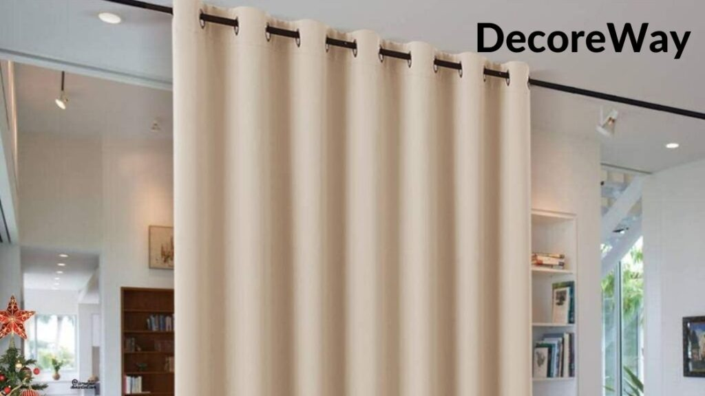 Curtain Divider For Bedroom