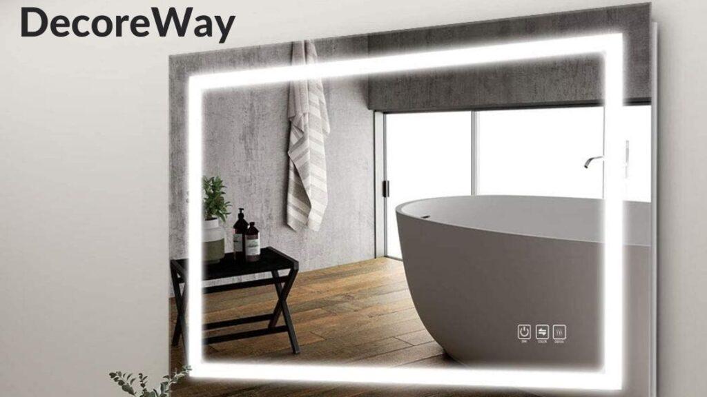 LED Strip Lights Mirror