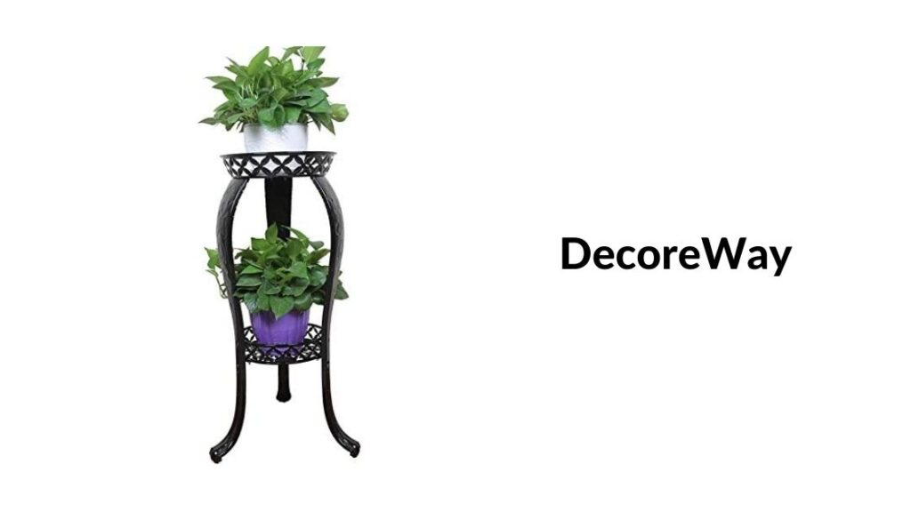 Metal Planter Stand Outdoor
