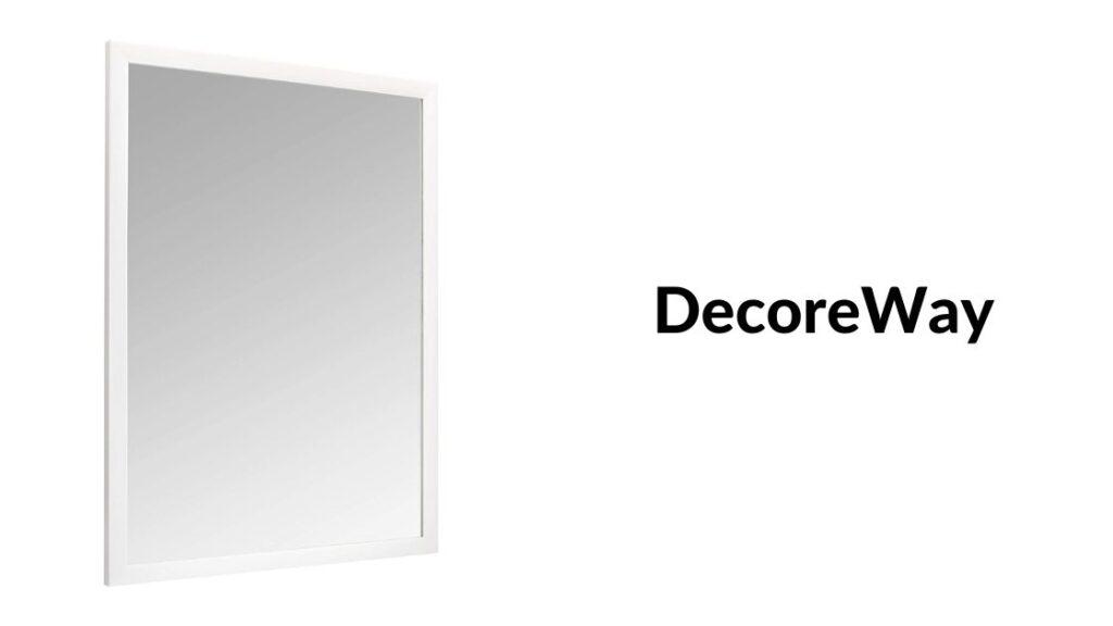 Rectangular Wall Mirror Decor