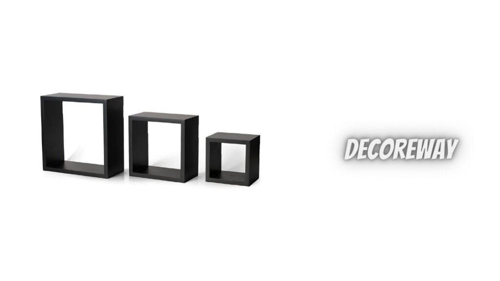 Square Shelves For Walls
