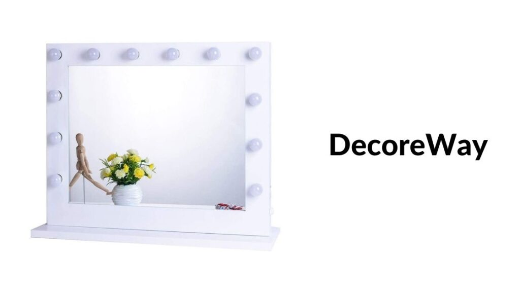 Wall Mirror With Lights For Bedroom