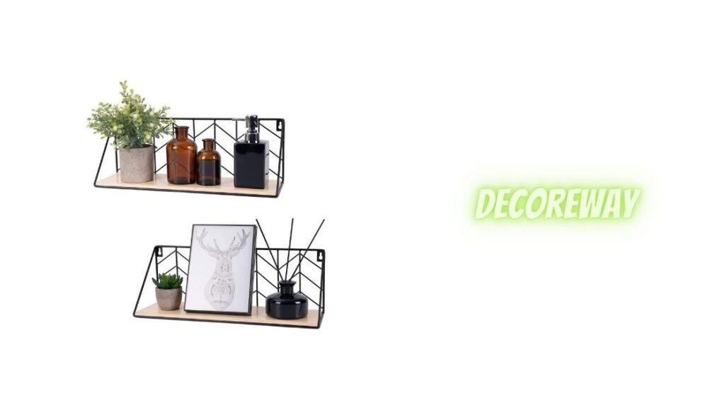 Cheap White Floating Shelves