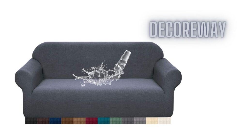 100 Waterproof Sofa Cover