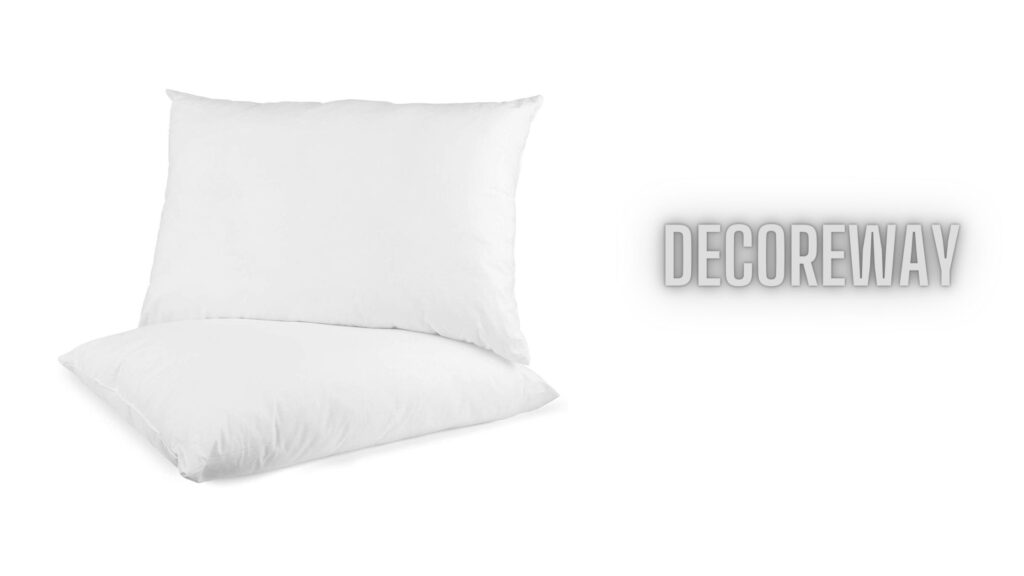 Bed Soft Pillows For Sleeping Set Of 2