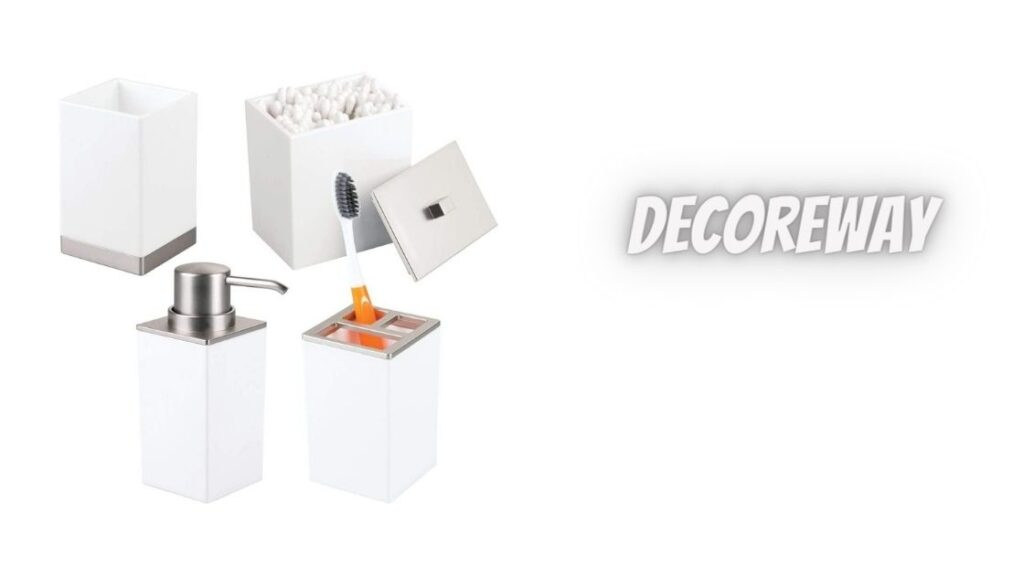 Best 4 Piece Bathroom Accessory Sets