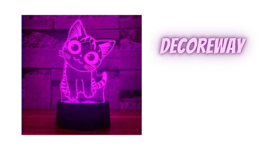 Best Cat Lamp 3D Night Lights