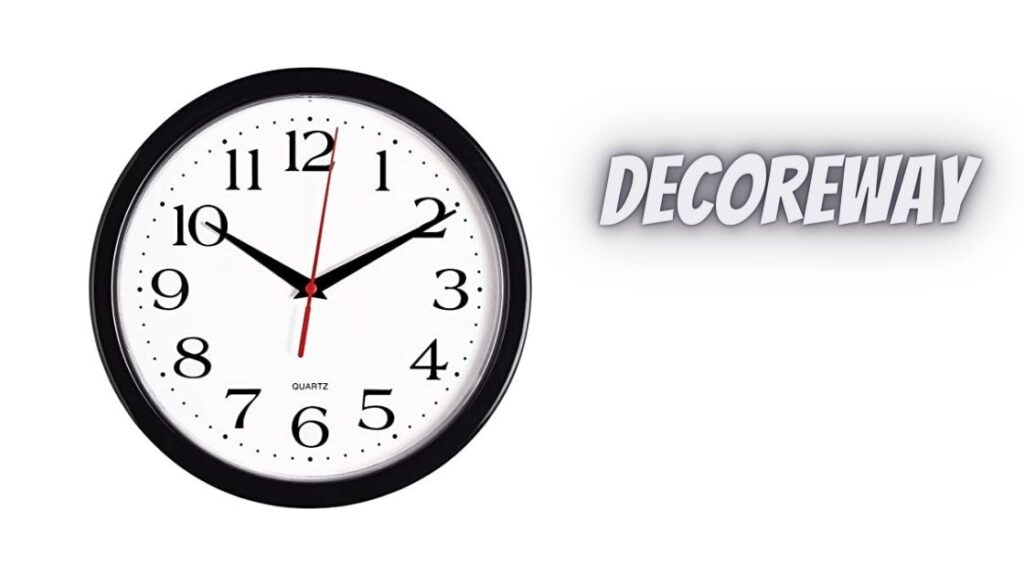 Best Extra Large Black Wall Clock
