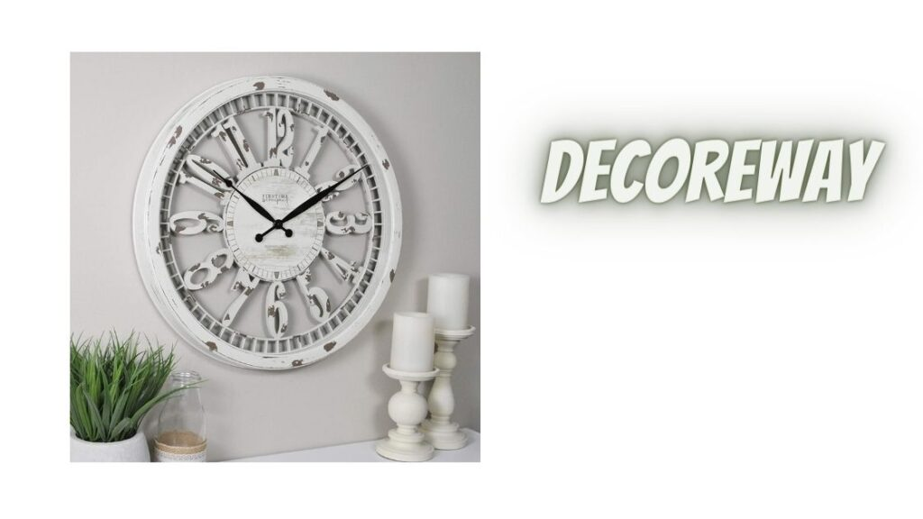 Best Large White Wall Clock