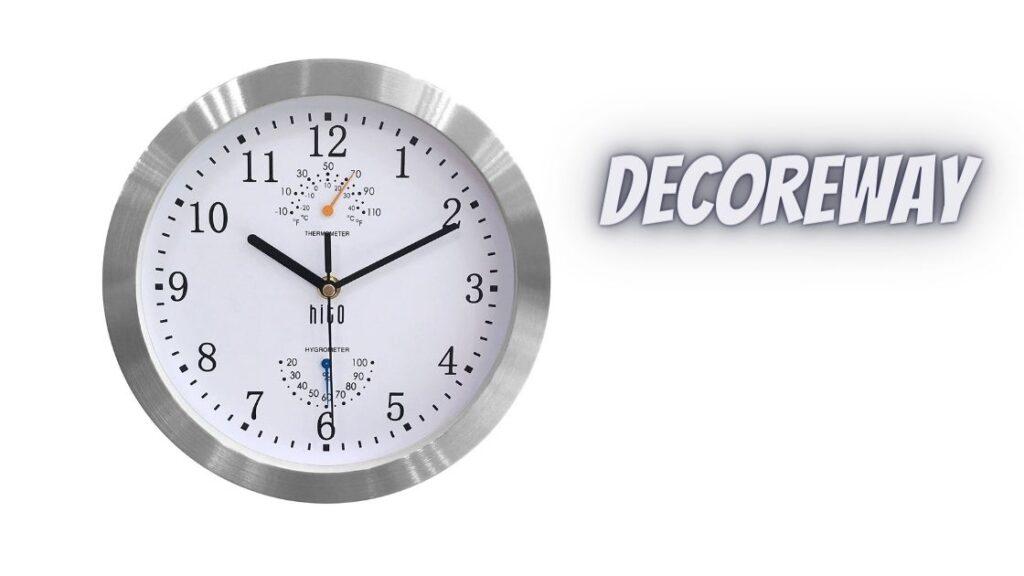 Best Modern Silent Wall Clock