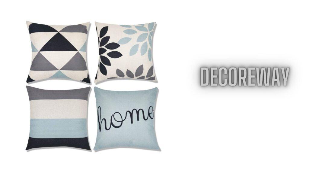Best Set Of 4 Throw Pillows