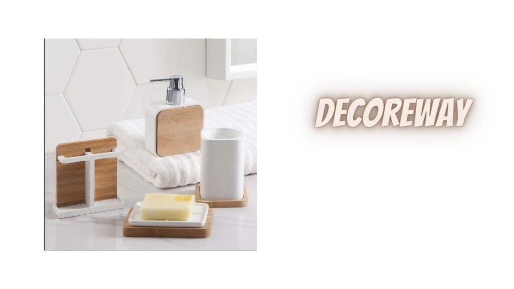 Best Wooden Bathroom Accessories Sets
