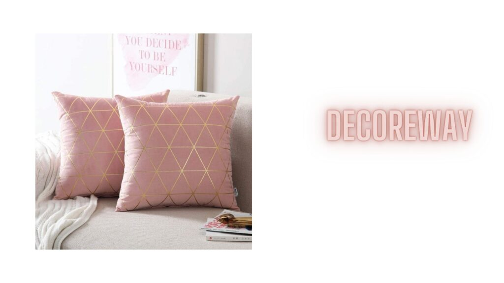 Big Square Decorative Pillows For Bed