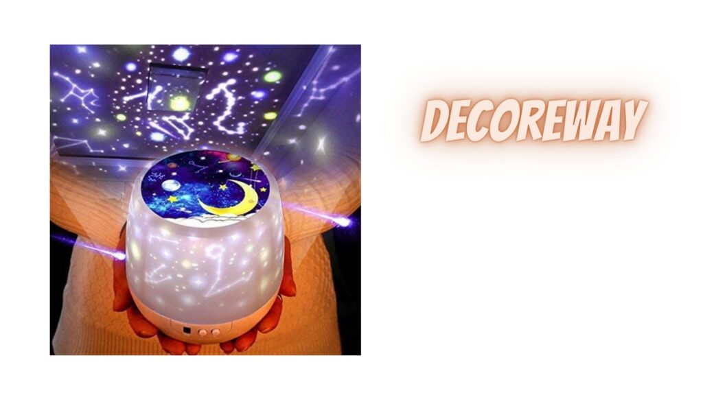 Night Light Star Projector Lamp For Decoration