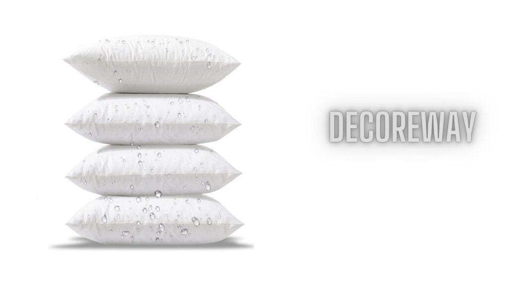 Outdoor WaterProof Throw Pillows