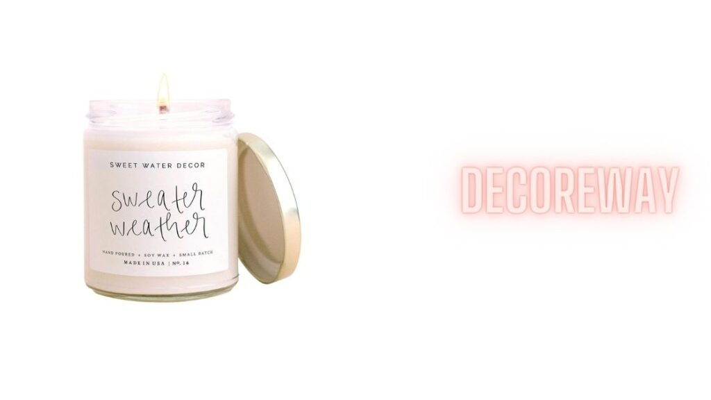 Sweater Weather Bath And Body Works Candle