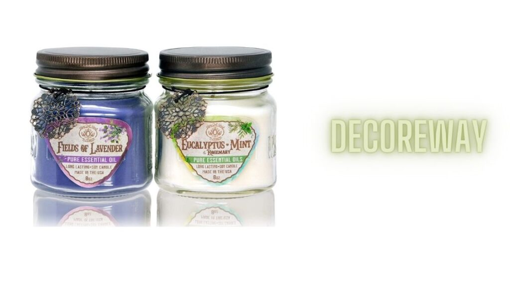 Way Out West Scented Jar Candles