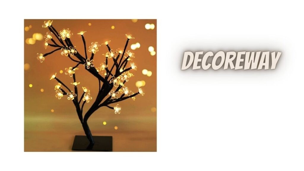 Best Cherry Blossom LED Tree Lamp