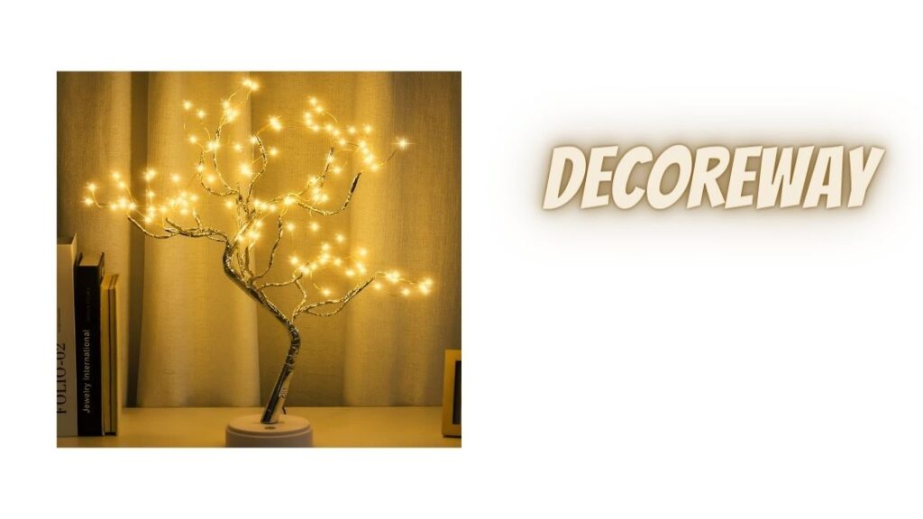 Best LED Copper Wire String Tree Lights