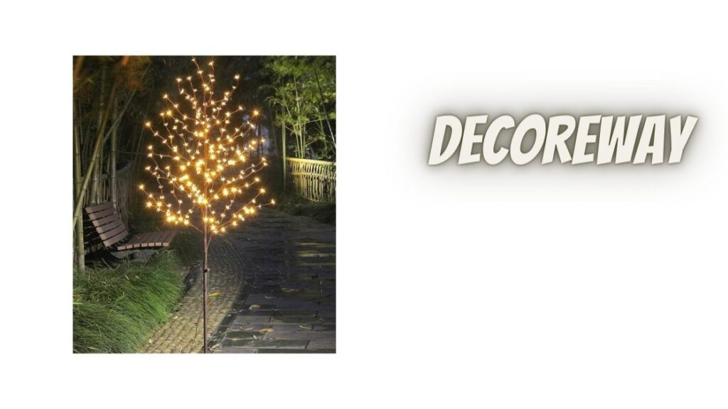 LED Blossom Tree 6.5 Feet
