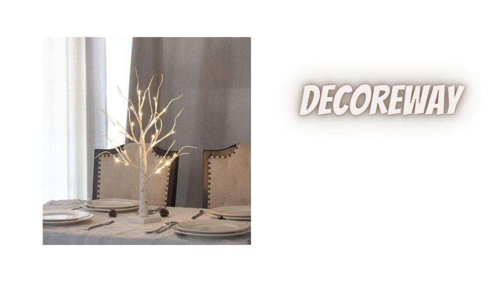 Vanthylit LED Tree Light Tabletop
