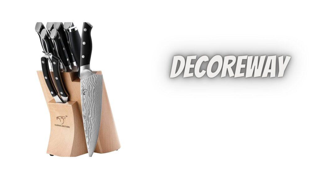 Best 9 Piece Kitchen Knife Set