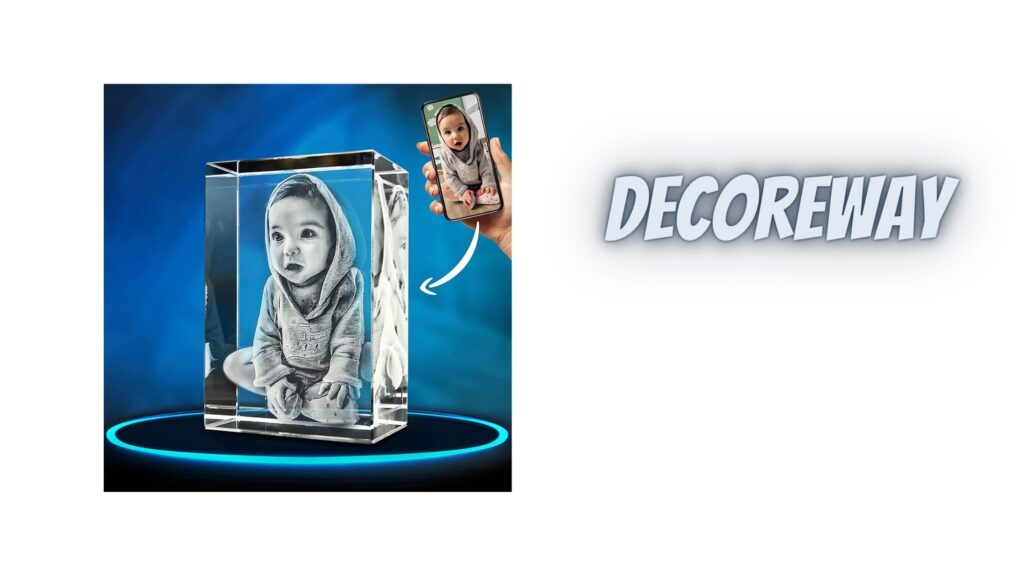 Best Rectangle 3D Crystal Photo