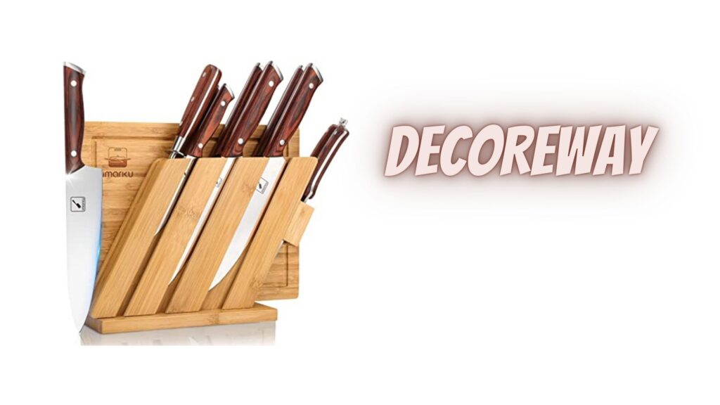 Cheap Kitchen Knife Set with Cutting Board