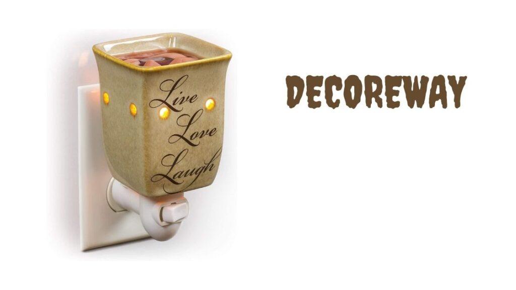 Melt Fragrance Warmers Live Love Laugh