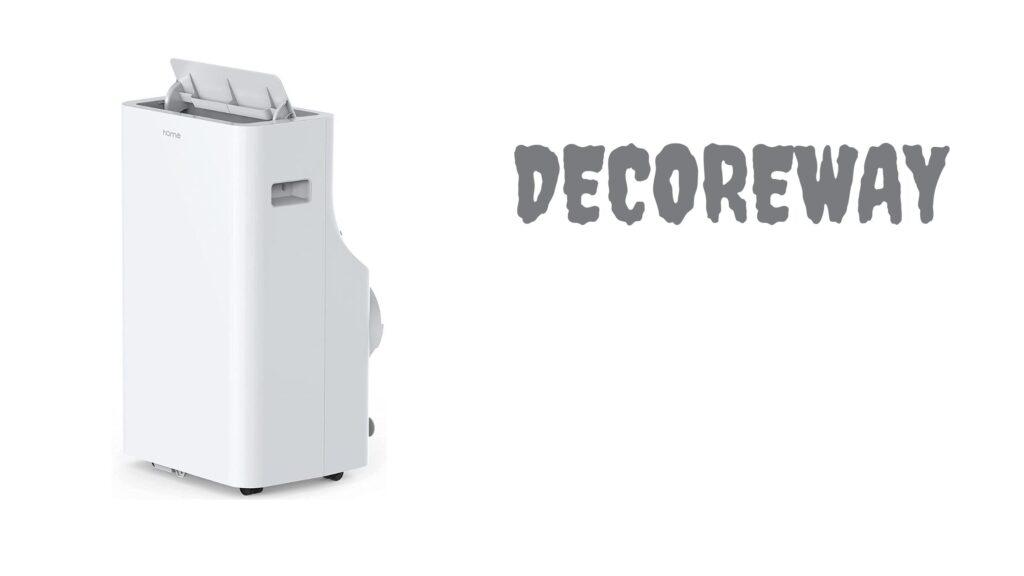 12000 BTU Portable Air Conditioner With Wheels
