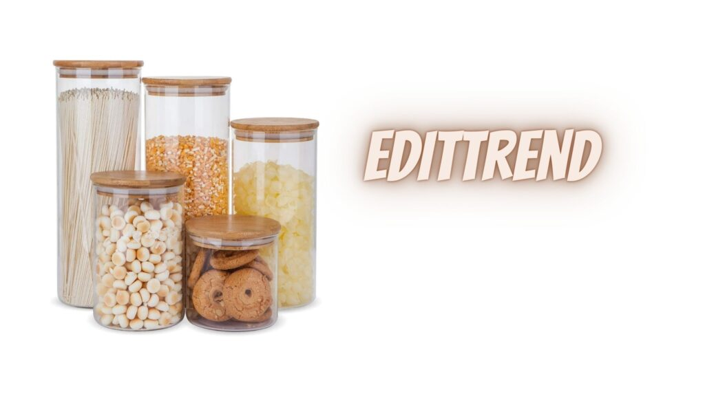 Best Glass Jars With Bamboo Lids