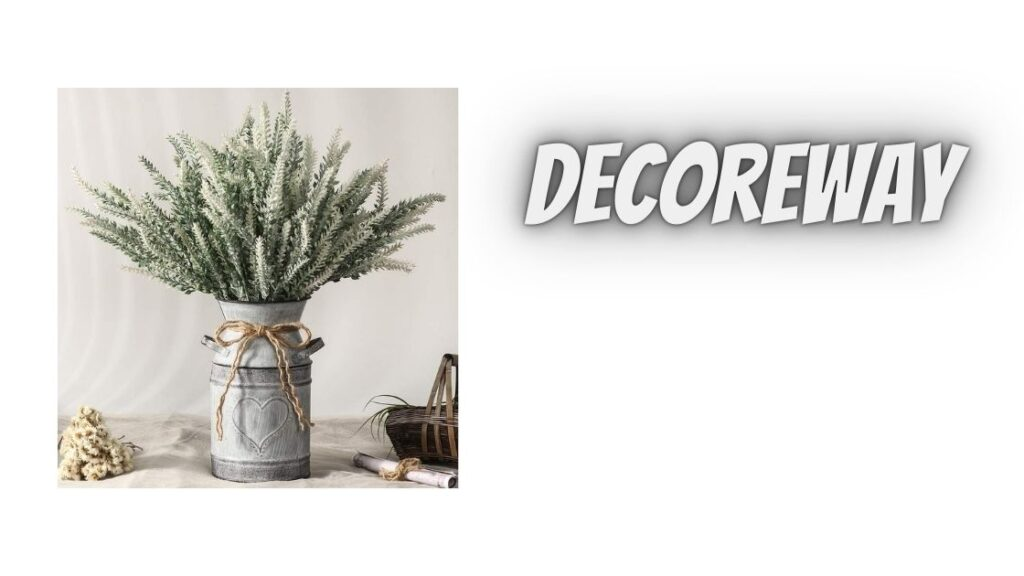 Artificial Rustic Flower Vases