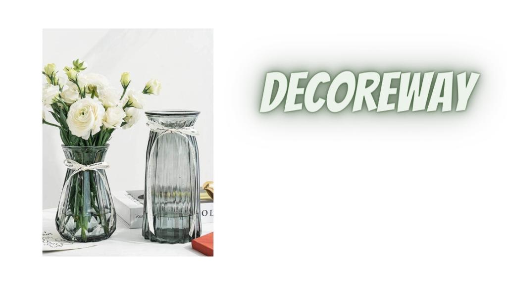 Best Decorative Flower Vase Set Of 2