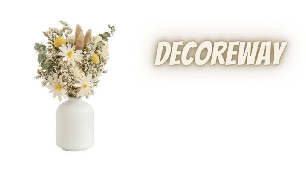 Ceramic Flower Vase For Living Room