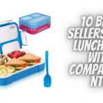 10 Best Sellers Kids Lunch Box With Compartments