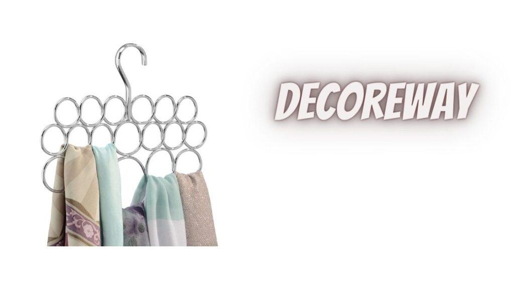 Metal Loop Scarf Hanger