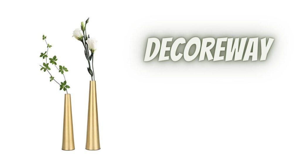 Taper Vase For Wedding Table