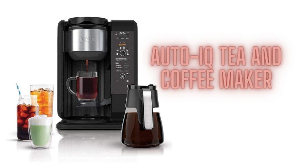Auto-IQ Tea And Coffee Maker
