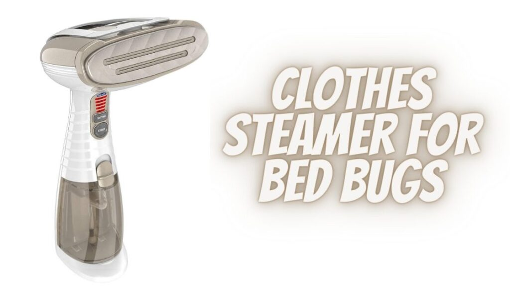 Clothes Steamer For Bed Bugs